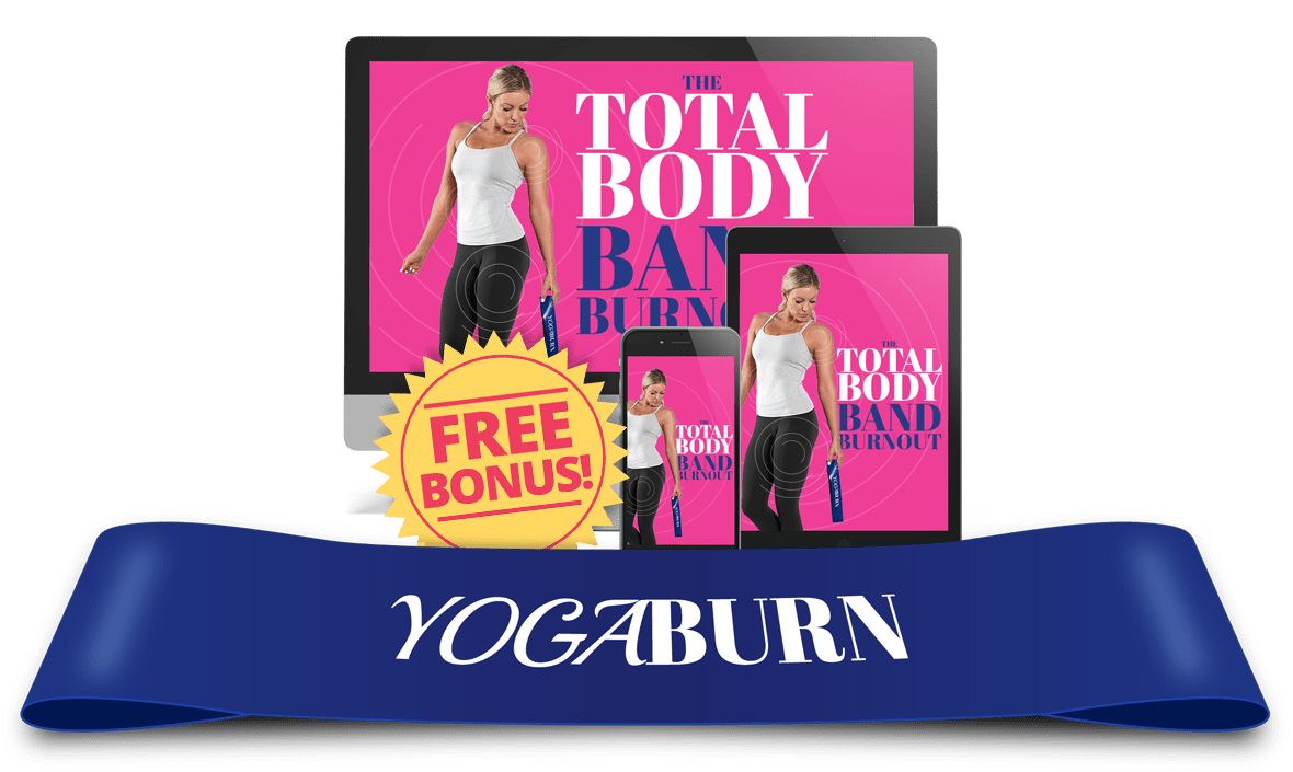 Yoga Burn Total Body Sculpting Band