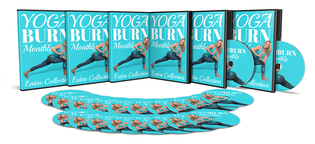 Yoga Burn Monthly Ultimate Pack