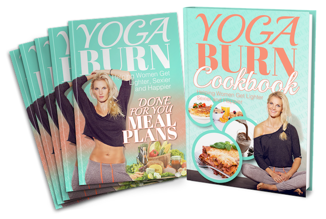 Yoga Burn Meal Plans & Cookbook