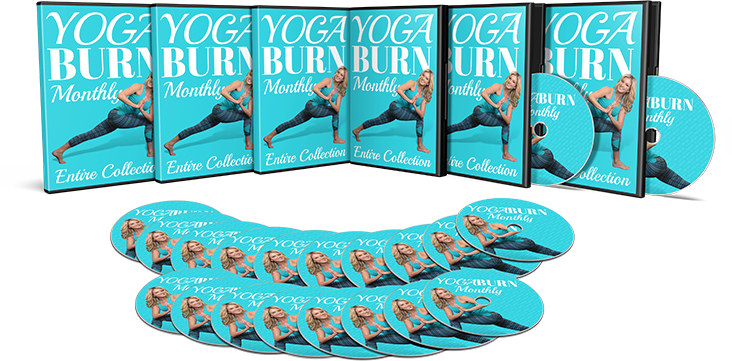 YogaBurn Fitness System For Women