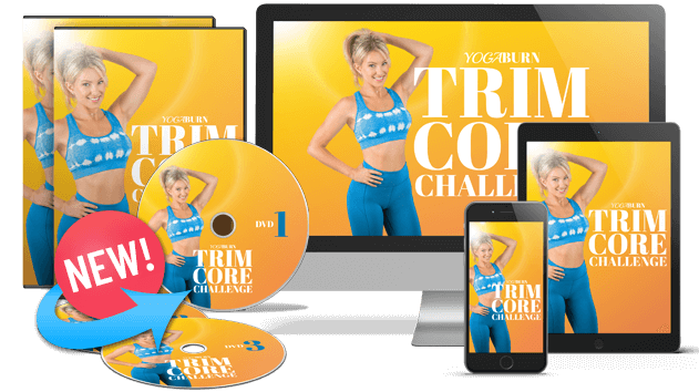 Yoga Burn Trim Core Challenge